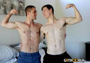 video Adrian Monroe FUCKS Hairy Otter Logan Piper