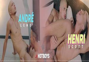 video Andre Leme & Henri Scott (Bareback)