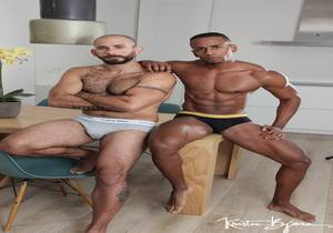 video Casting Couch #400 : Marcos Dos Santos, Jorge Leal (Bareback)