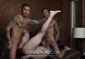 video Knight BB 3-Way – Seth Knight, Cris Knight & Sean Knight