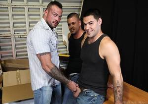 video Darin Silvers, Sean Duran, Aspen – First Day On The Job