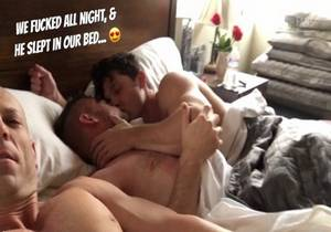 video Devin Franco 3 Way – Connection At First Sight