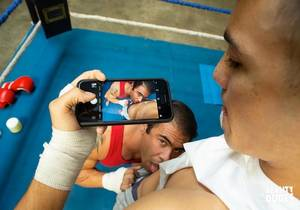 video Dudes In Public 37 : Boxing Ring – Alex Rim & Draven Navarro