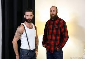 video Dustin Steele, Brendan Patrick – Big Dick For Sexy Accent (Bareback)