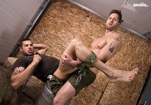 Grunts Part #2 – Jack Kross, Logan Style (Bareback)