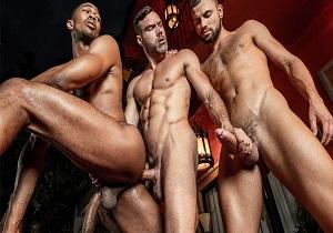 video Manuel Skye, Jeffrey Lloyd, Sean Xavier – Sunset Sex