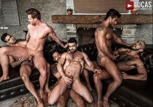 video Rico Marlons Raw Uncut Orgy