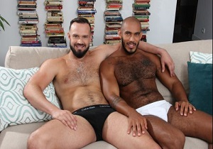 video Louis Ricaute, Andy Onassis – My First Time (Bareback)