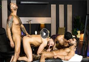 video Telenovela Part 4 – Emir Boscatto, Ken Summers, Lucas Fox, Viktor Rom