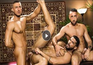 video Telenovela Part 2 – Klein Kerr, Lucas Fox, Massimo Piano