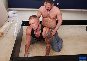 video Marc Giacomo and Tyler Griz (Bareback)