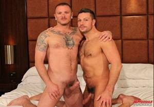 video Max Cameron and Nick Tiano (Bareback)