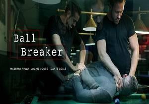 video MenAtPlay – Ball Breaker – Massimo Piano, Logan Moore, Dante Colle