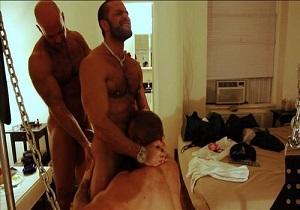 video Motel Muscle PlayPit (Dirk Caber, Jesse Jackman)