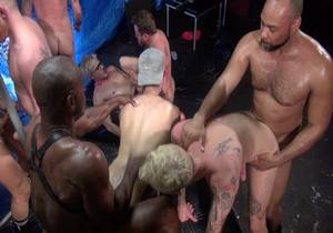 video Pig Week Orgy Part 2 (Bareback)