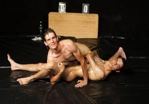 video Milan Neros & Tomas Berger – WRESTLING