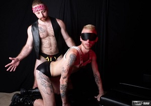 video Sean Knight and Declan Moore – Mirror (Bareback)