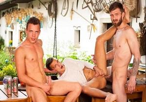 Video Peter, Nikol & Hugo RAW – BACKSTAGE