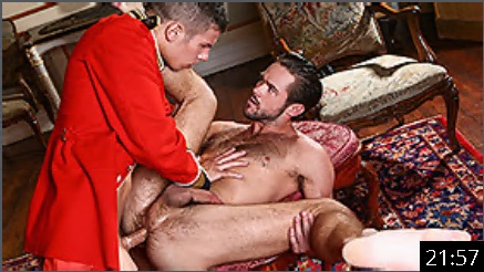 video A Royal Fuckfest Part 2 – Mike De Marko, Paul Walker