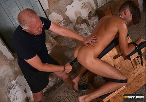 video Fucked With Toys & Made To Cum – Dante Lucas & Sebastian Kane