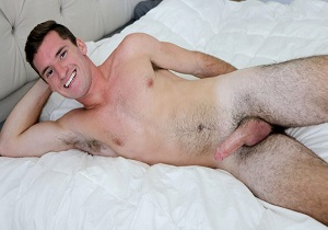 video Hairy Otter Chad Blue Jerks Off