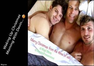 video Christmas Eve & Day Oral & Fun With Devinfrancoxxx