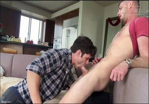 video Jared Fucks & Breeds Devin Franco While Daddy Is At Work (Bareback)