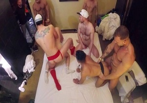video Armond Rizzo – Porn Star Orgy with Austin Wolf, Seth Santoro and others