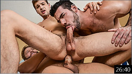 video Stealth Fuckers Part 5 – Billy Santoro, Colby Jansen, Johnny Rapid