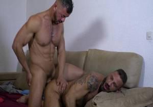 video Antonio Miracle and Thomas Thunder (Bareback)