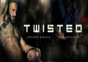 video Antonio Miracle, Emir Boscatto – Twisted