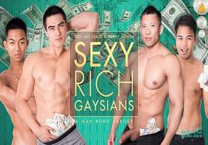 video BEHIND THE SCENES : KINK AND SEXY RICH GAYSIANS