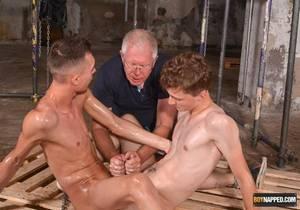video Teaching Two Stiff Boys – Max London, Johnny Polak & Sebastian Kane
