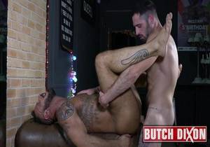 video Bairon Hell and Antonio Miracle (Bareback)