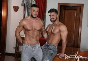 video Boyfriends : Dann Grey, Klein Kerr (Bareback)