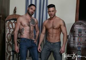 video Casting Couch #404 – Bairon Hell, Andy Star (Bareback)