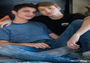 video Chase Williams, Lucas Burke – Lusty Lucas (Bareback)