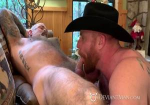 video Cowboy Bull Breeding – Daryl Richter & Eisen Loch (Bareback)