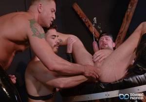 video Black Box, Orgy – Dominic Pacifico, Drew Dixon & Cazden Hunter