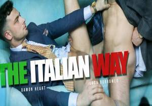 video Damon Heart, Luca Borromeo – The Italian Way