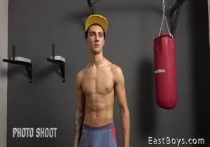 video Pablo Gomez – Outtakes – Flexing