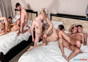 video US Road Dick Episode 2 – Enzo Lemercier, Paul Delay, Chris Loan, Doryann Marguet, Chris Summers, Justin Stone, Alex Killborn