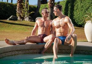 video Get Wet : Skyy Knox, Steven Lee
