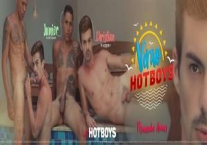 video Verao Hotboys 2 – Christian Hupper & Junior Rodrigues