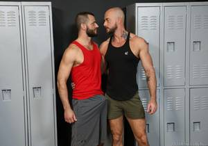 video Jessie Colter, Jake Morgan – Pre-Workout Excitement (Bareback)