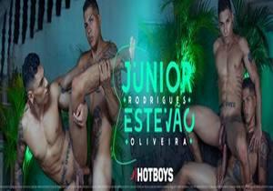 video Junior Rodrigues & Estevao Oliveira (Bareback)