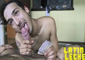video LatinLeche – Numero 52 (Bareback)