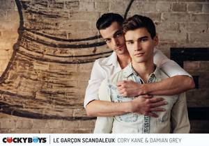 video Le Garçon Scandaleux Part 2 : Cory Kane & Damian Grey