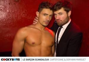 video Le Garcon Scandaleux Part 3 : Carter Dane & Doryann Marguet