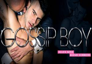 video Gossip Boy – Allen King, Diego Summers